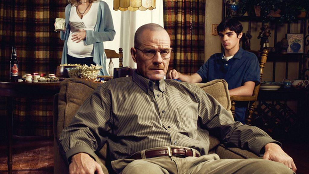 Bryan Cranston, mejor actor en serie dramática por 'Breaking bad'