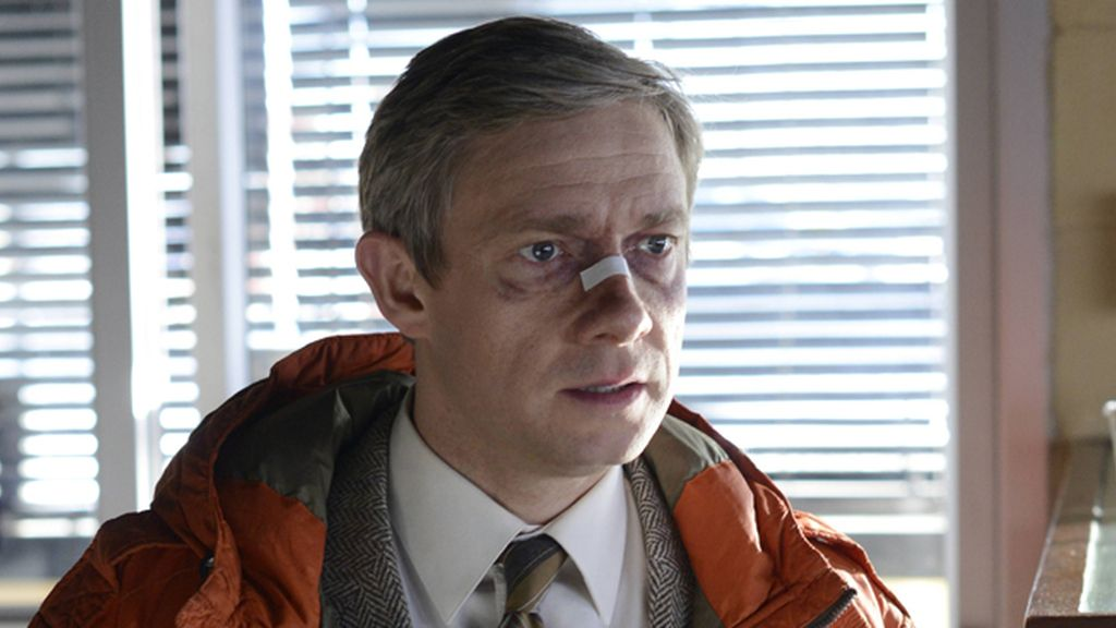 Martin Freeman, mejor actor de miniserie por 'Fargo'