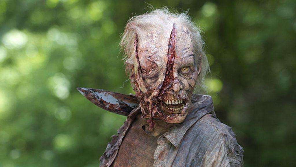 'The walking dead'. Sexta temporada. Desde el lunes 12 de octubre a las 22.30