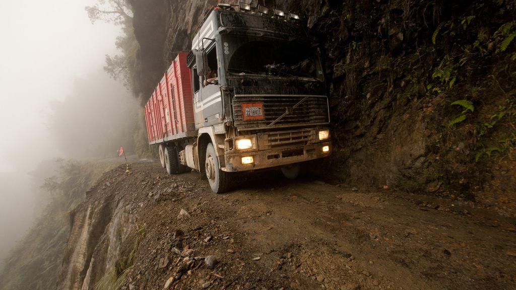 'IRT: carreteras del infierno'