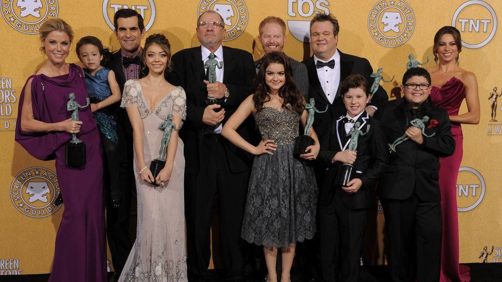 'Modern family', mejor reparto de comedia