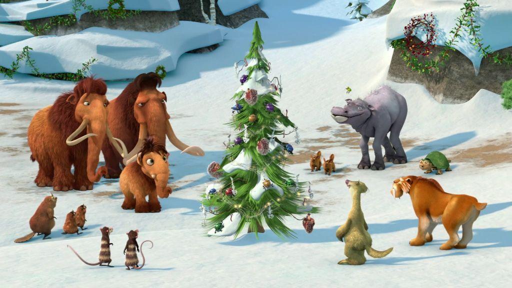 Especial de animación 'Ice Age' (Cuatro). El 24 de diciembre, a las 21.15