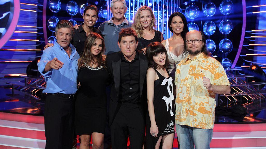 Especial 'Tu cara me suena' (Antena 3). El 24 de diciembre, a las 00.15