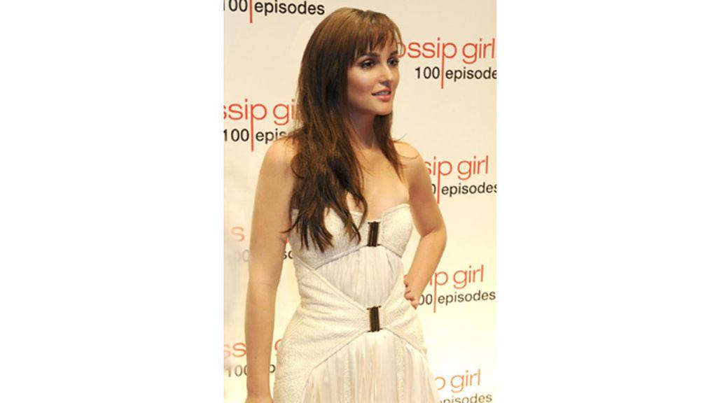 Leighton Meester es Blair Waldorf