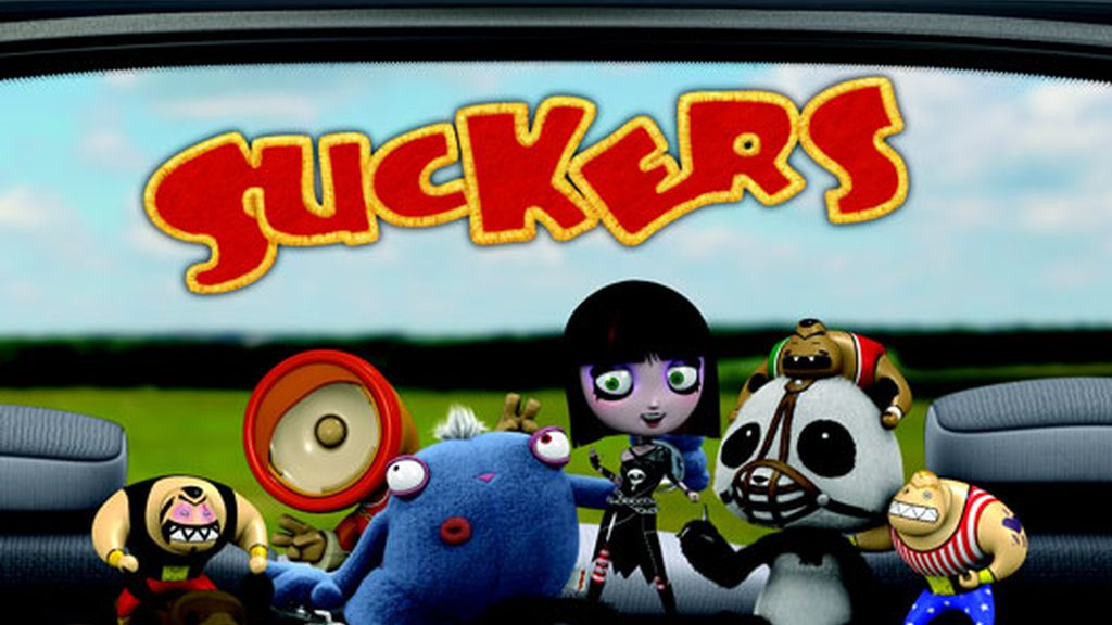 'Suckers' (Disney XD)
