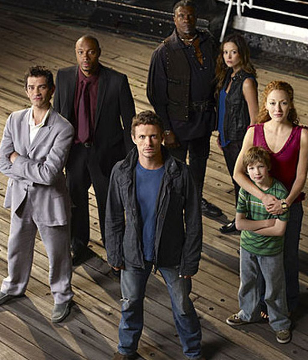 'The Cape' (NBC y SyFy)