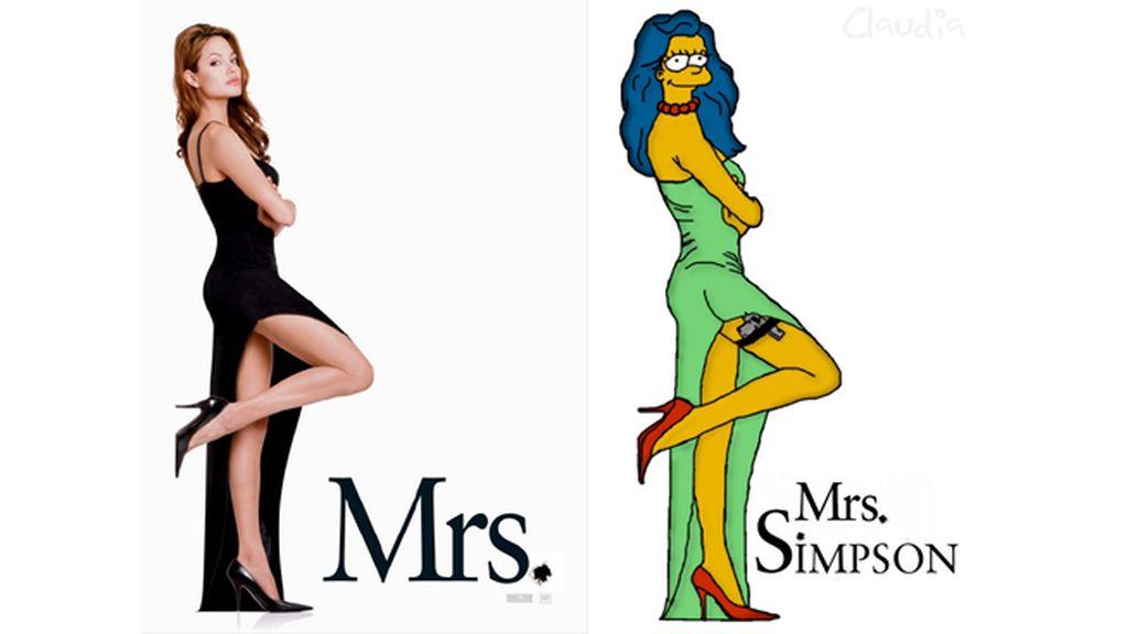 'Sr. y Sra. Smith'