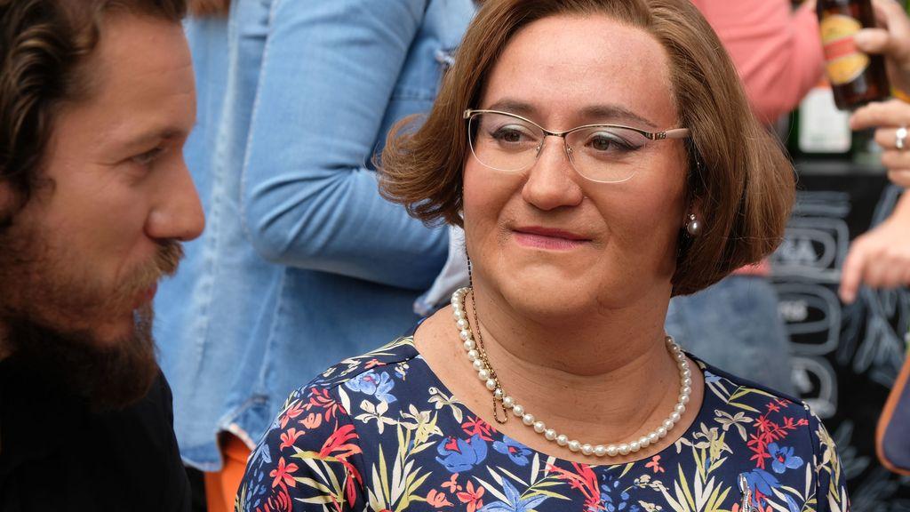 La cantante Soraya participa en el tercer capítulo de 'Ella es tu padre', serie de Telecinco