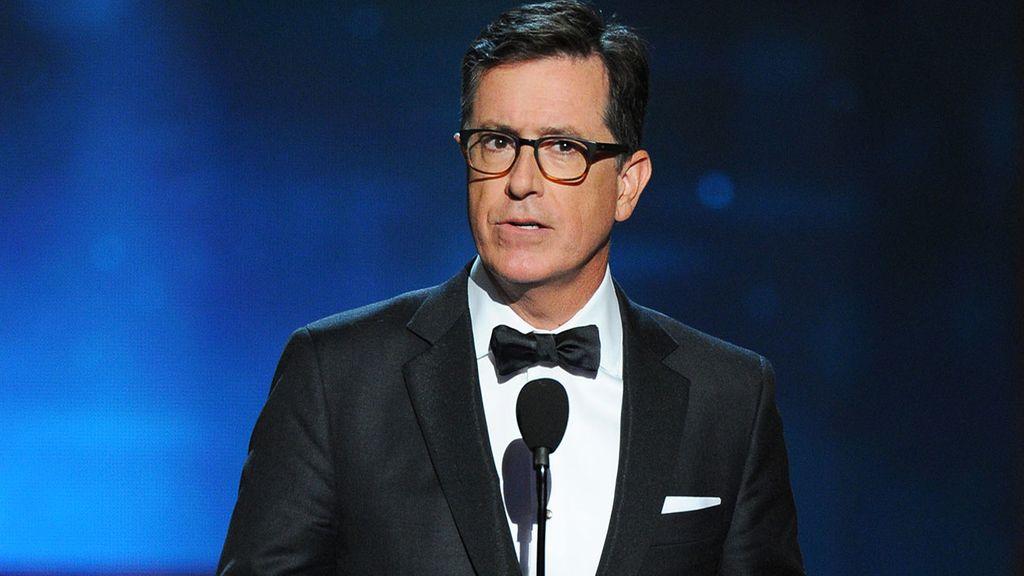Stephen Colbert, presentador de los Premios Emmy 2017