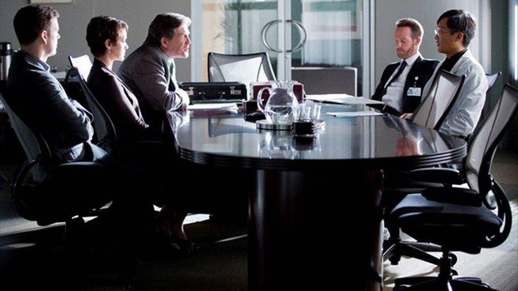 David E. Kelley firma el nuevo drama médico, protagonizado por Alfred Molina y Ving Rhames