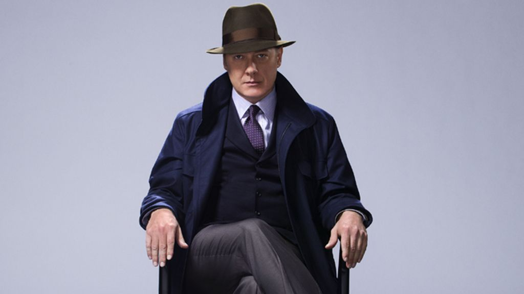 James Spader es Raymond Reddington