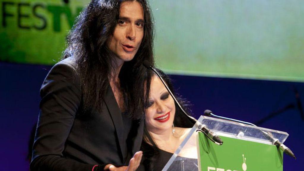 'Alaska y Mario' (MTV), premio al programa divertido