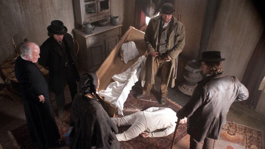 Barry Levinson produce el 'thriller'