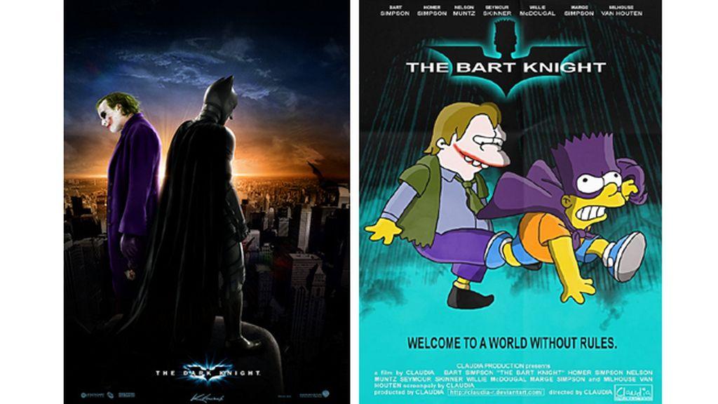 'Batman: El caballero oscuro'