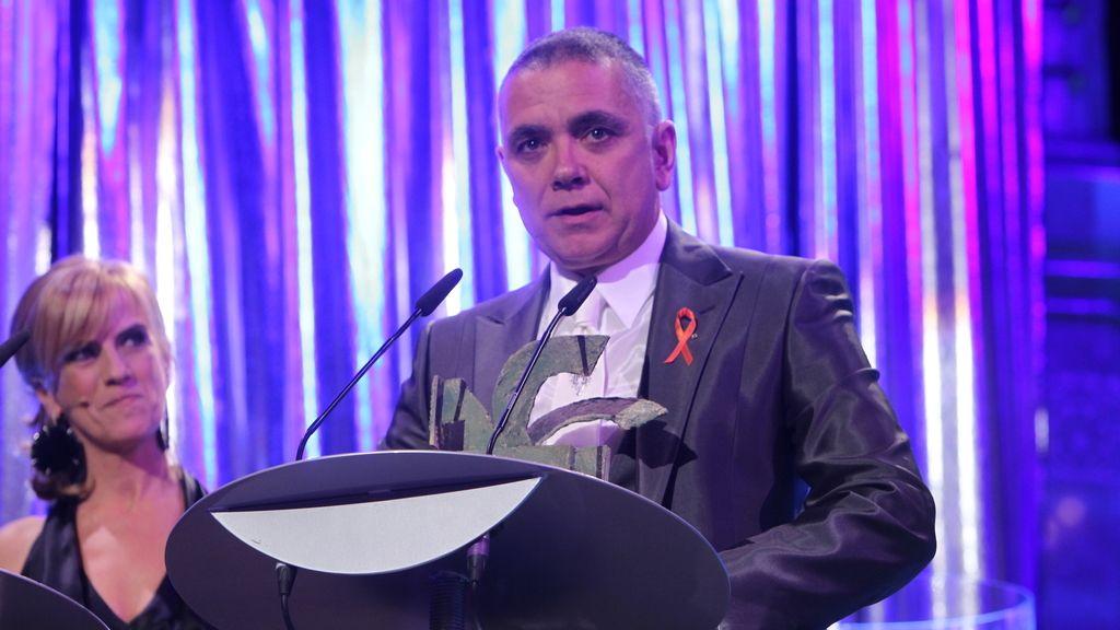 Juan Ramón Lucas, premio a la trayectoria profesional
