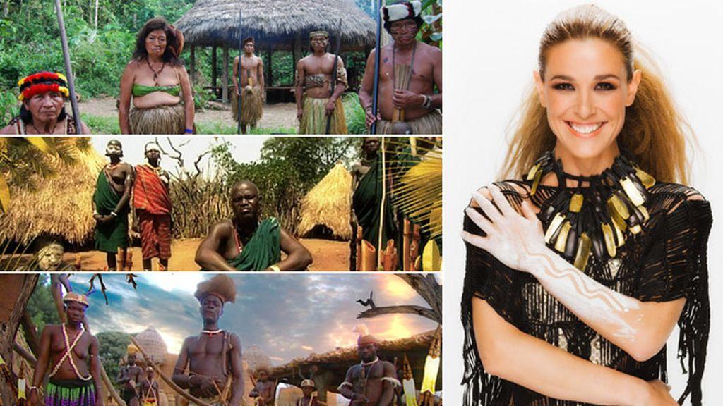 Ración extrema de aventura, y risas, del Amazonas a Etiopía