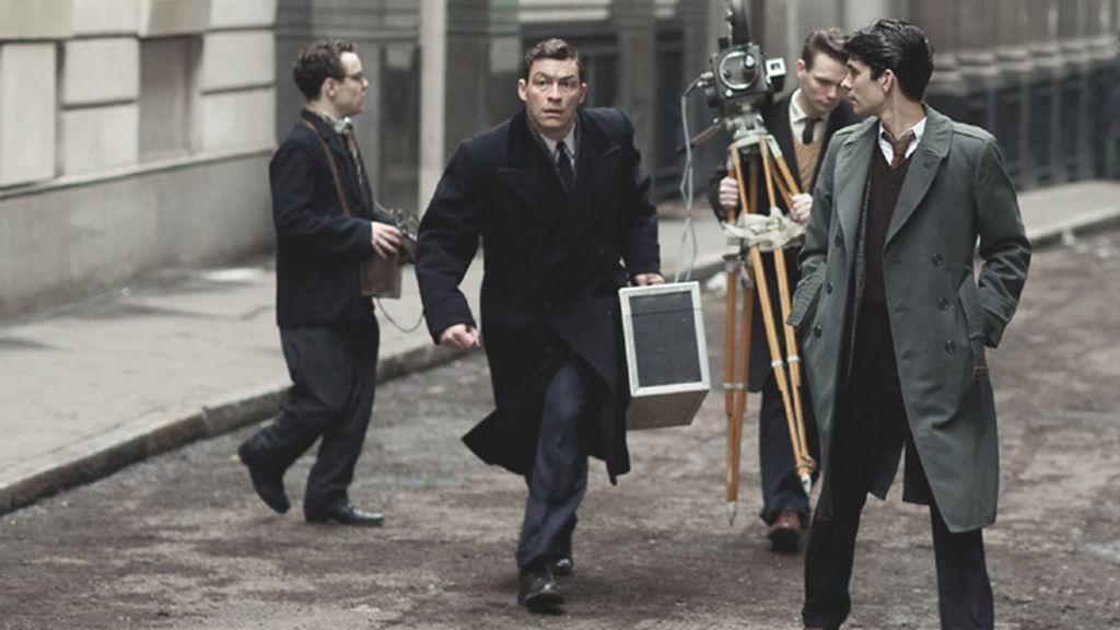 'The Hour', mejor miniserie o 'tvmovie'