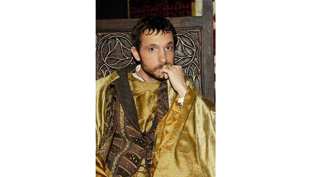 Pablo Derqui es Enrique IV