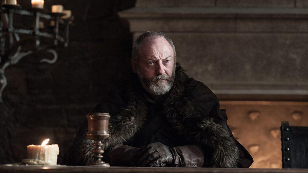 Cersei, en el Trono de Hierro