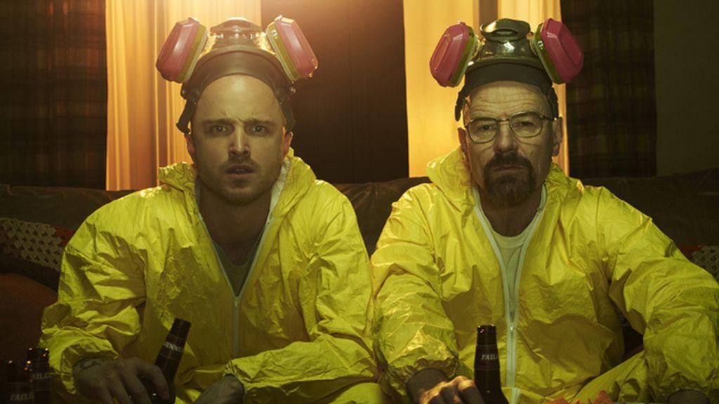 Quinta temporada de 'Breaking bad' (Paramount Comedy)