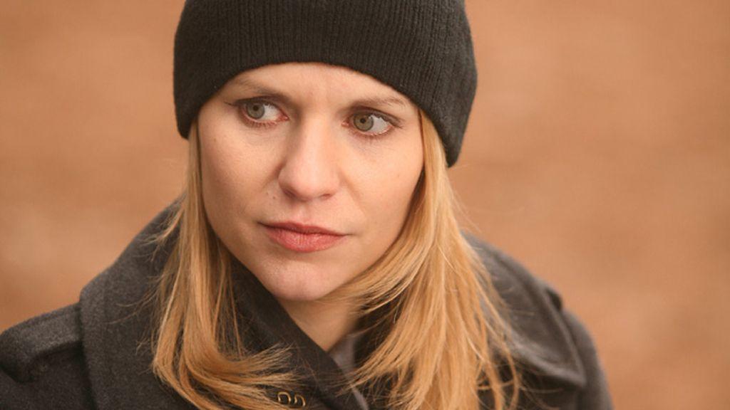 Claire Danes, mejor actriz de drama por 'Homeland'