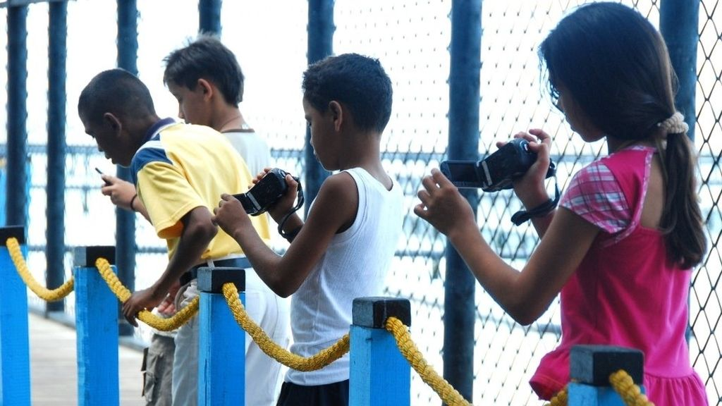 Sobrevivir al terremoto, contado por los niños