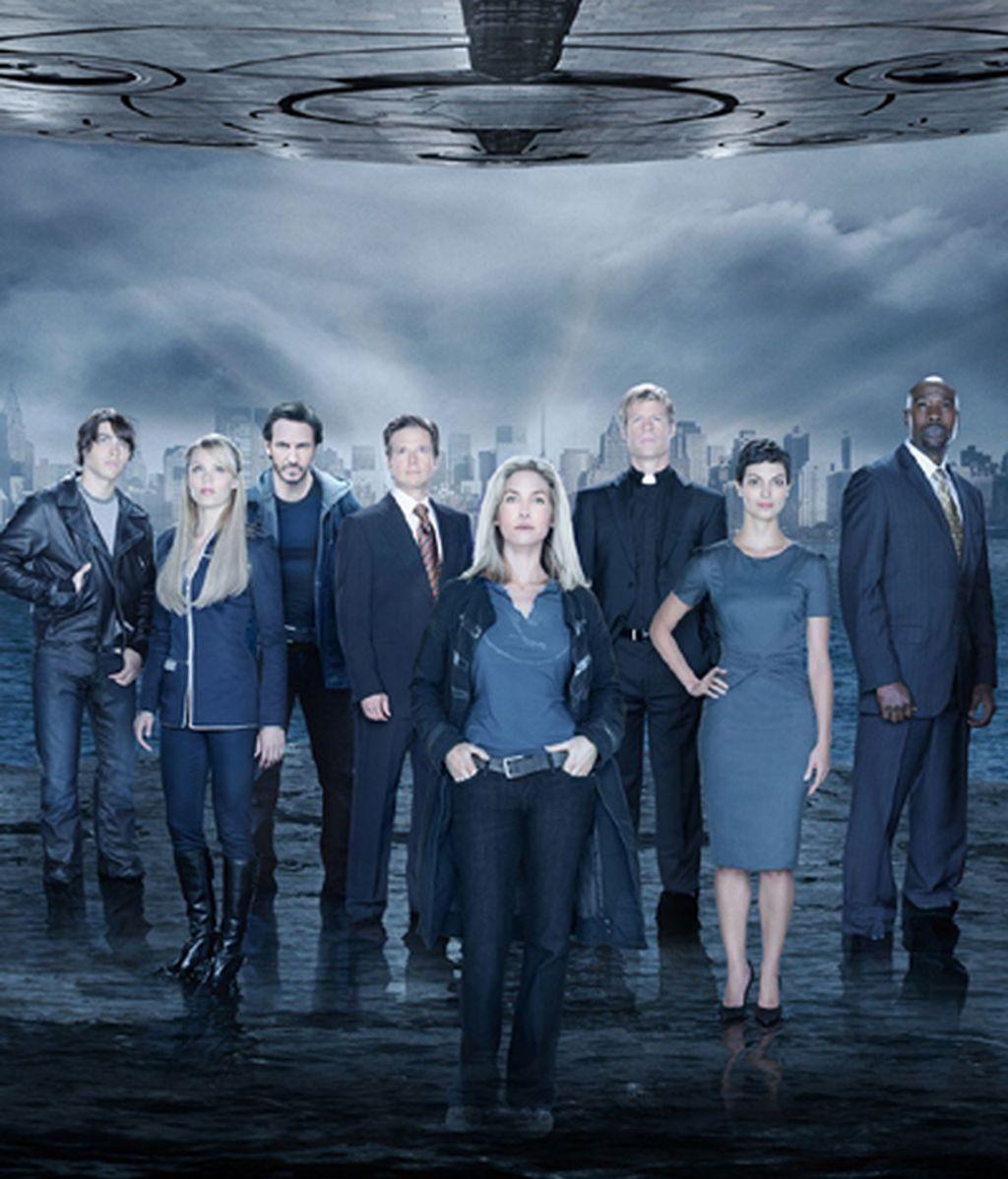 'V', 2ª temporada (TNT)