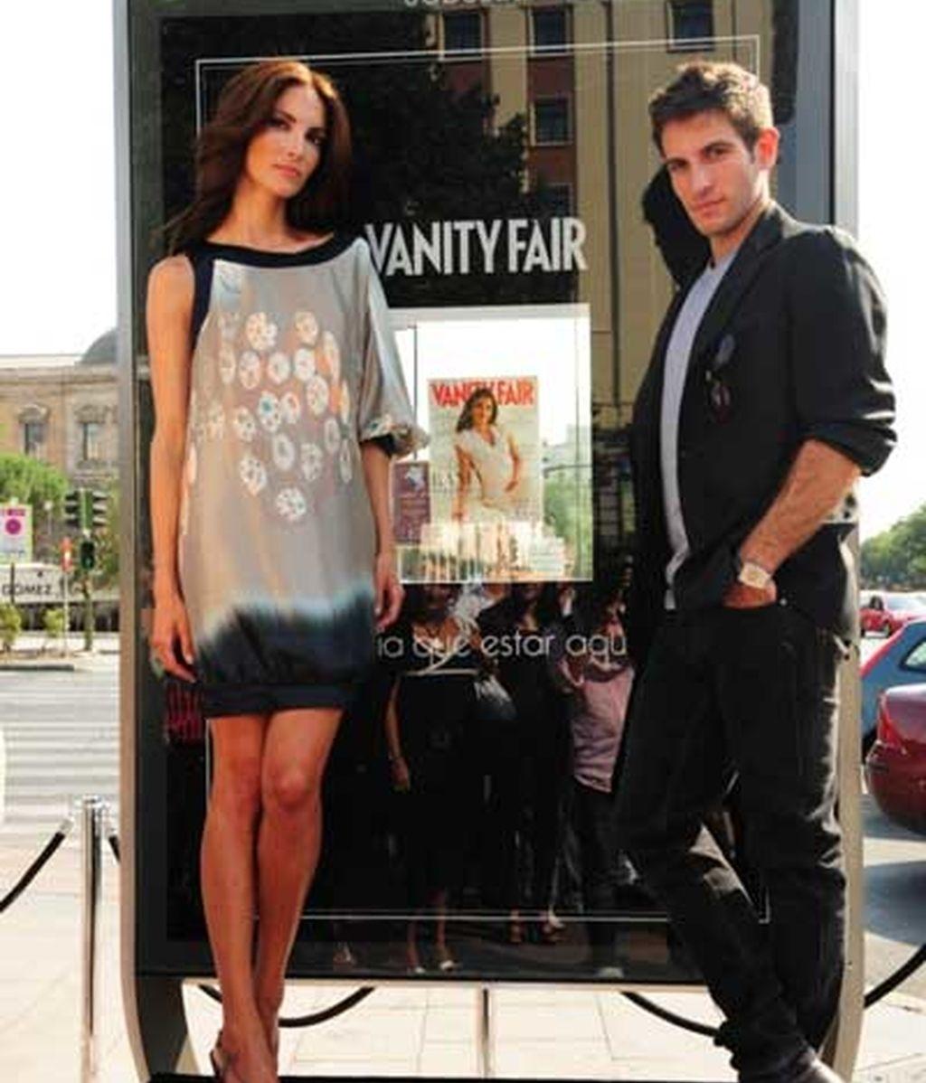 Eugenia y Quim con 'Vanity Fair'