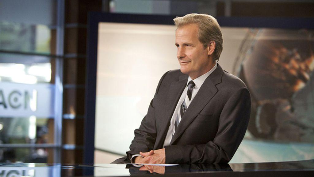 Jeff Daniels, mejor actor de drama por 'The Newsroom'