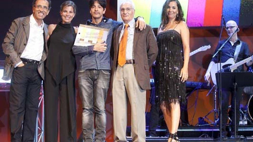 Premios FesTVal 2011