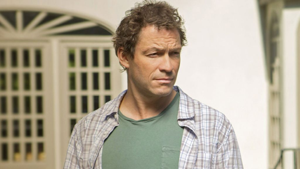 Dominic West, mejor actor en serie dramática por 'The affair'