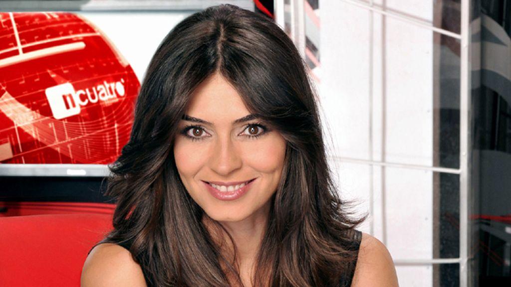 Marta Fernández, en 'Noticias Cuatro 14.00'