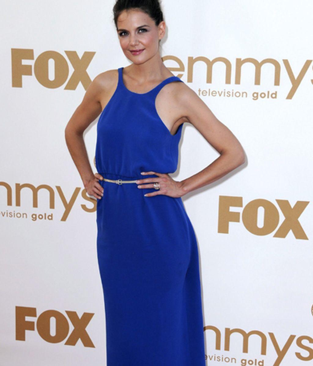 Alfombra roja de los Emmy 2011