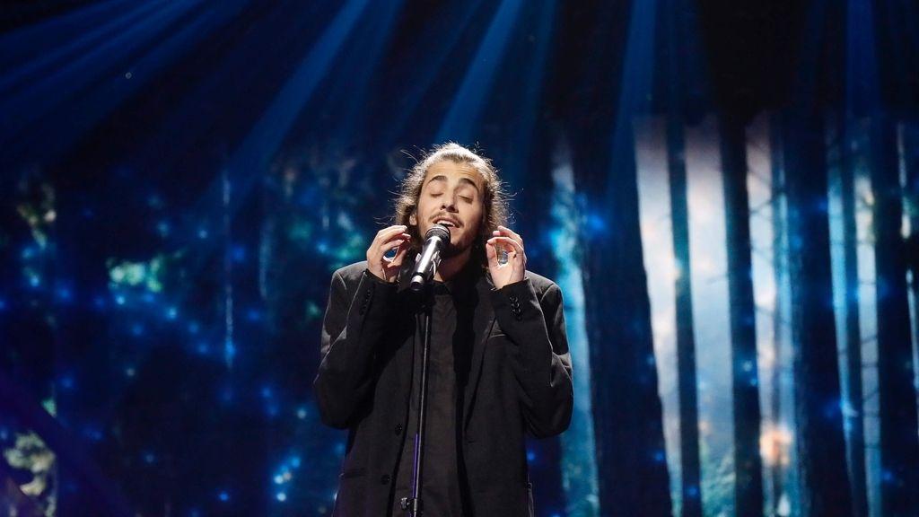 Primera semifinal de Eurovisión 2017. Salvador Sobral