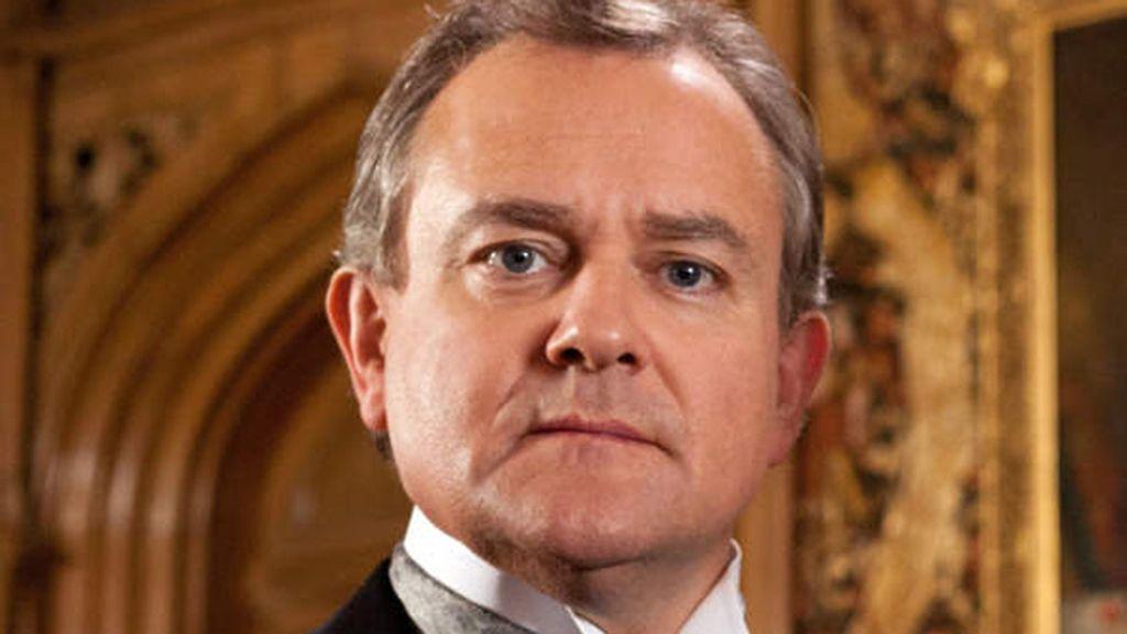 Hugh Bonneville, mejor actor de drama por 'Downton Abbey'