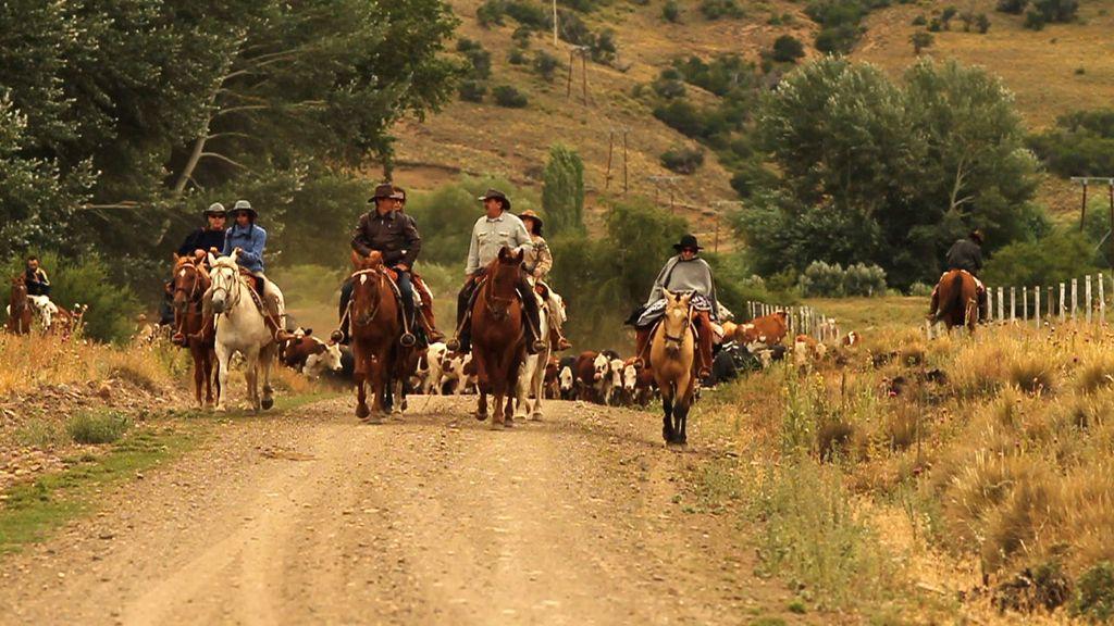 Manuel Díaz 'El Cordobés', guía, consejero, apoyo moral y compañero de aventura por la Patagonia