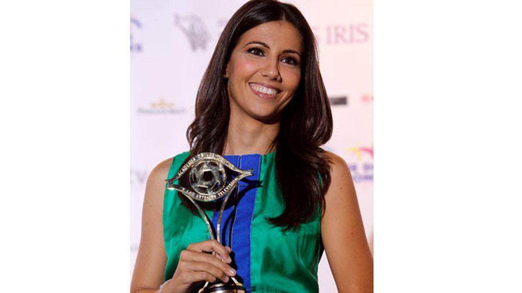 Ana Pastor ('Los desayunos de TVE'), mejor presentador de informativos
