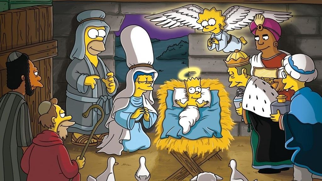Especial Navidad de 'Los Simpson' (Antena 3 y Neox).  El 24 de diciembre, a las 21.15