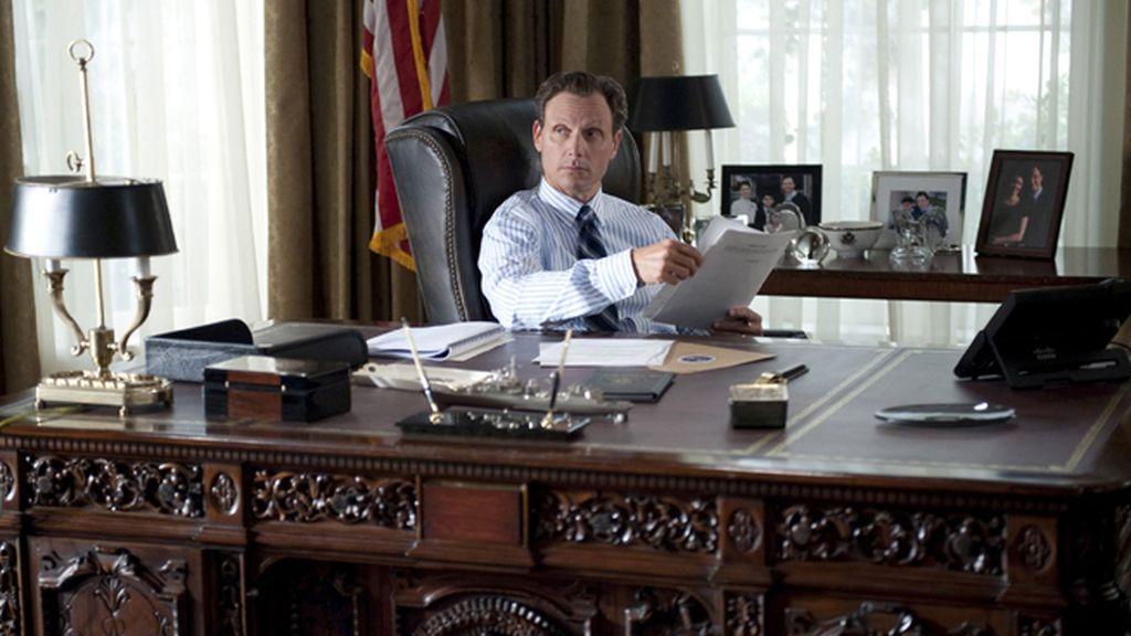 La creadora de 'Anatomía de Grey' traslada sus intrigas al entorno de la Casa Blanca