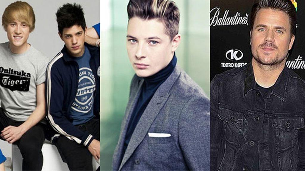 Artistas confirmados: Gala Premios 40 Principales 2013