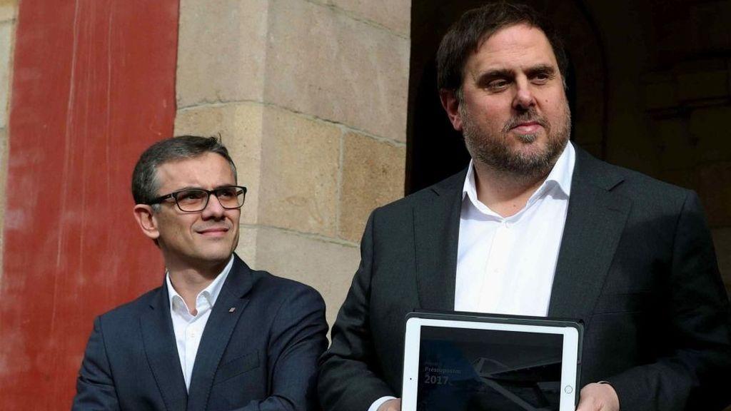 El número dos de Junqueras no declara ante Guardia Civil y pasa el viernes ante el juez