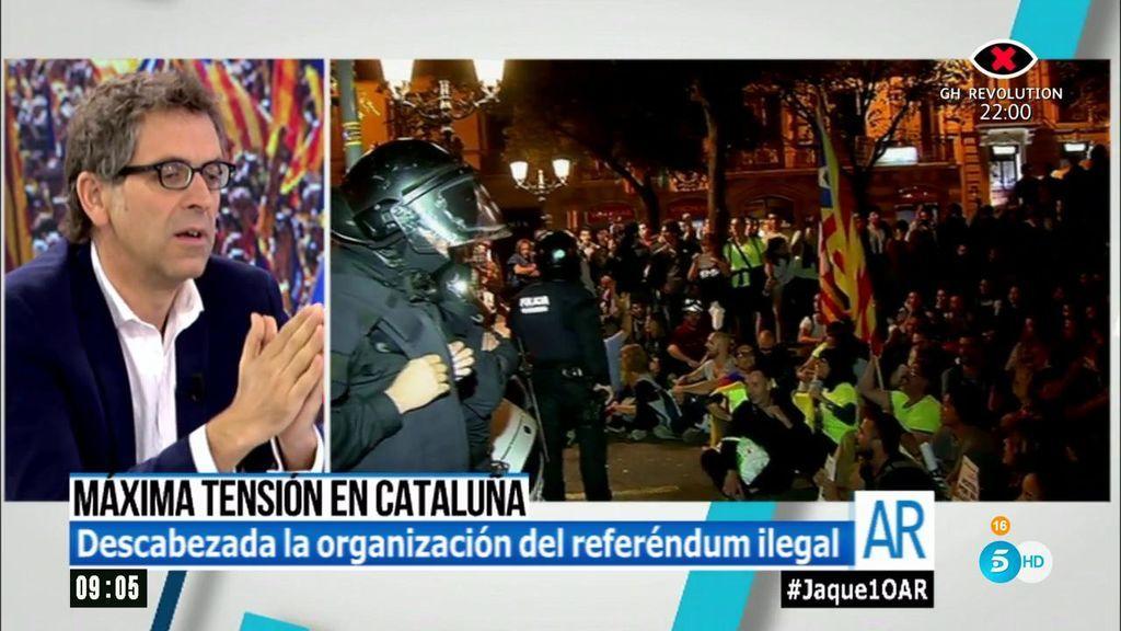 "Rodolfo Irago: ""Puigdemont dijo muchas falsedades"""