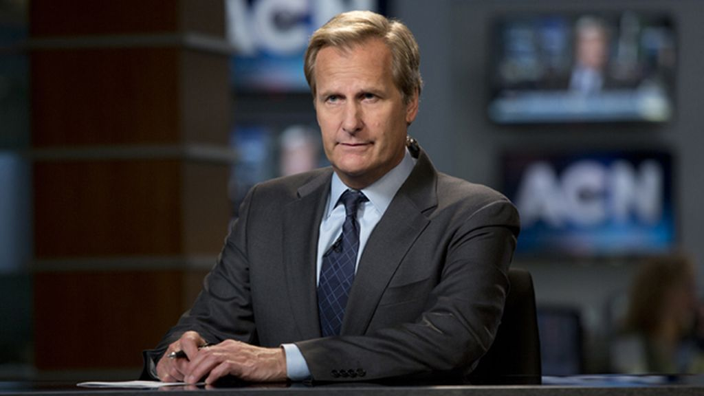 Jeff Daniels, mejor actor de drama por 'The newsroom'