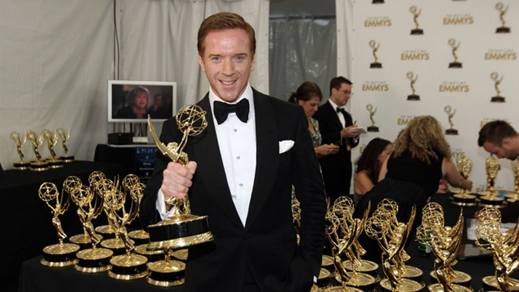 Damian Lewis ('Homeland', Showtime), mejor actor de drama