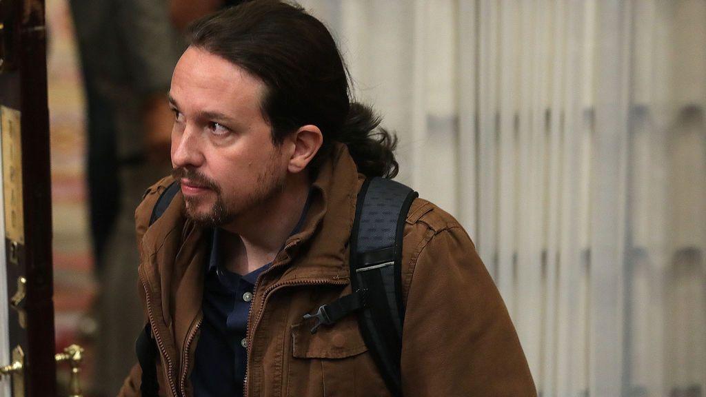 Pablo Iglesias evita pedir a Puigdemont que renuncie al referéndum y carga duramente contra el Gobierno