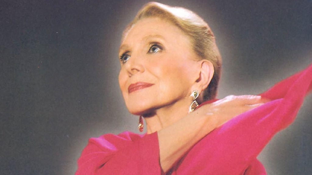 María Dolores Pradera, premio a la trayectoria