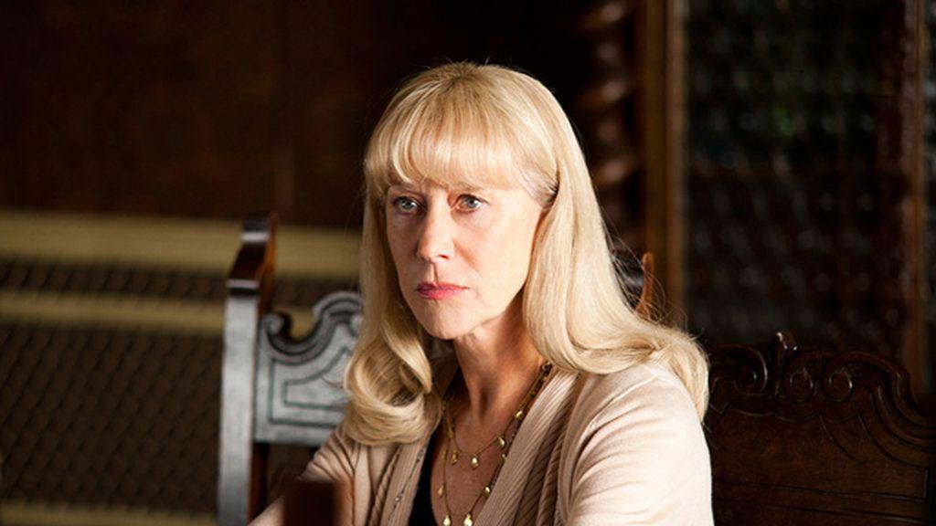 Helen Mirren, mejor actriz de miniserie o 'telefilme' por 'Phil Spector'