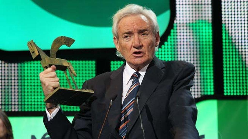 Luis del Olmo (ABC Punto Radio), premio especial del jurado de radio