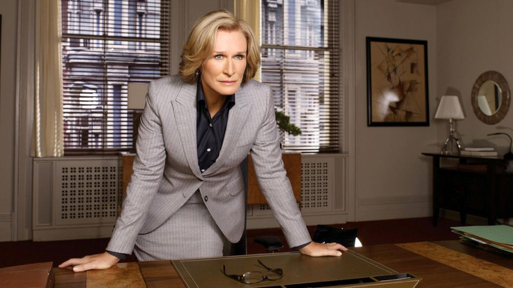'Damages' (Canal+), mejor actriz de drama (Glenn Close)