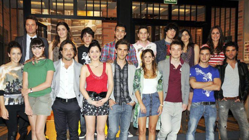 'Física o Química', 7ª temporada (Antena 3)
